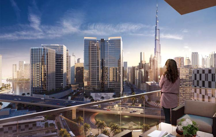 Riverside Apartments for Sale by Dubai Properties
