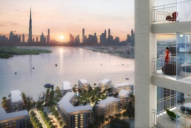 17 Icon Bay by Emaar Dubai Creek Harbour