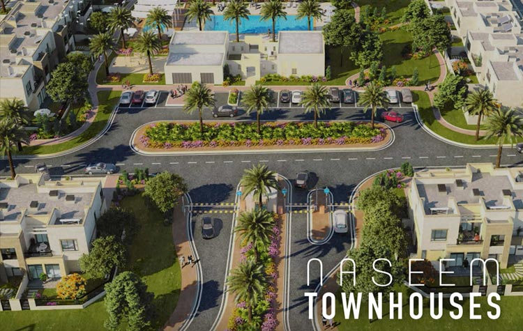 Naseem Townhouses by Nshama