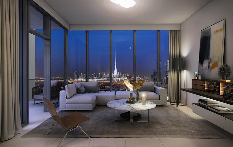 Downtown Views by Emaar
