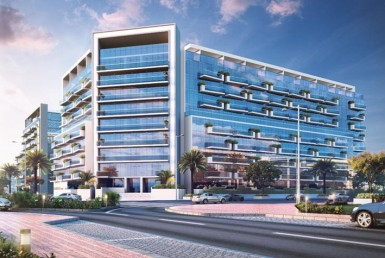 Azizi Mirage 1 Apartments in Dubai Studio City