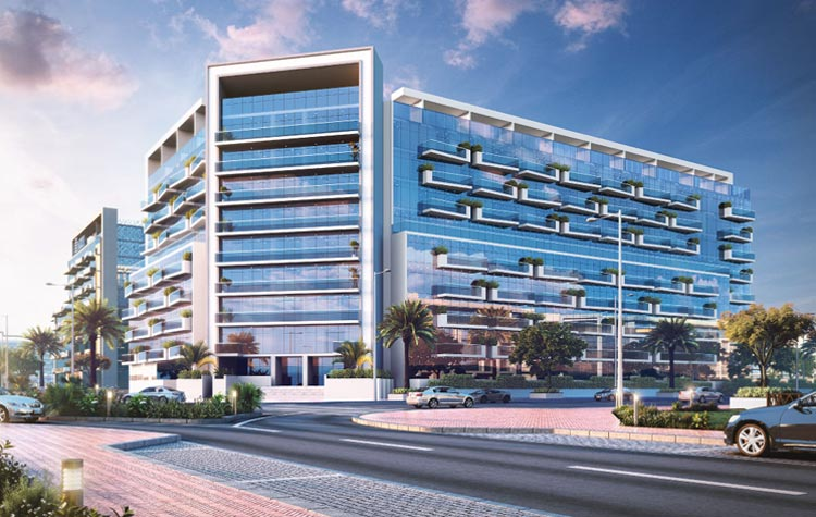 Azizi Mirage 1 Apartments in Dubai Studio City