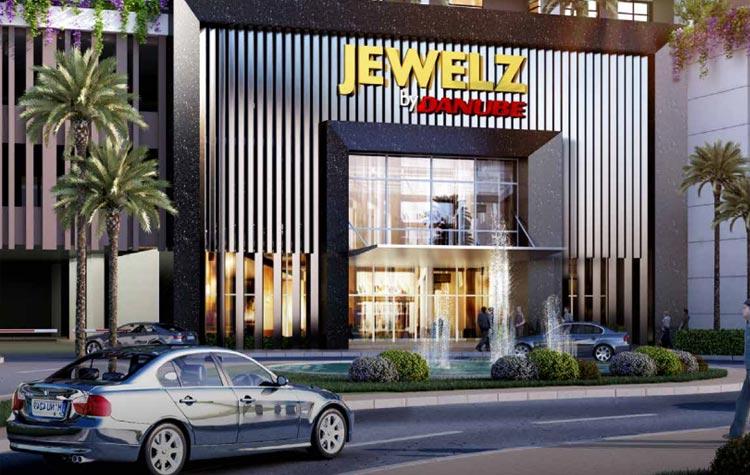 Jewelz Apartments Dubai