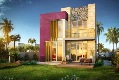 Just Cavalli Villas by Damac