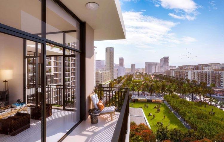 Rawda Apartments Town Square Dubai