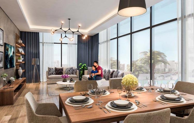 Azizi Riviera Apartments